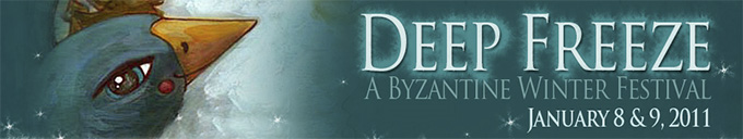 Deep Freeze Byzantine Winter Festival